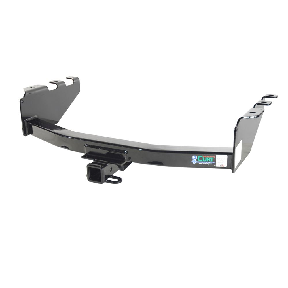 13301 Class-3 Receiver Hitch for 07-15 SILVERADOSIERRA  Wiring