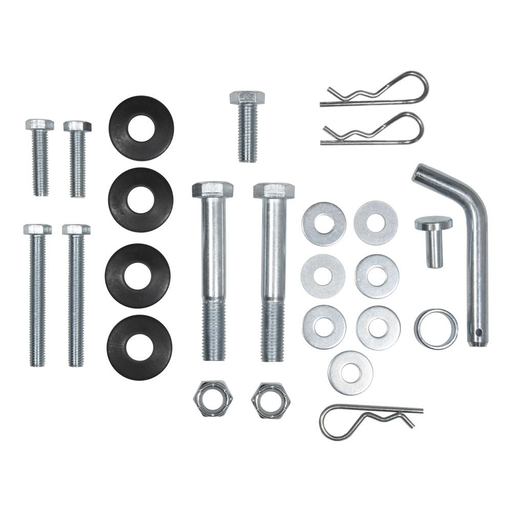 17150 Curt 17150 Bolt Kit For Round Bar Wd