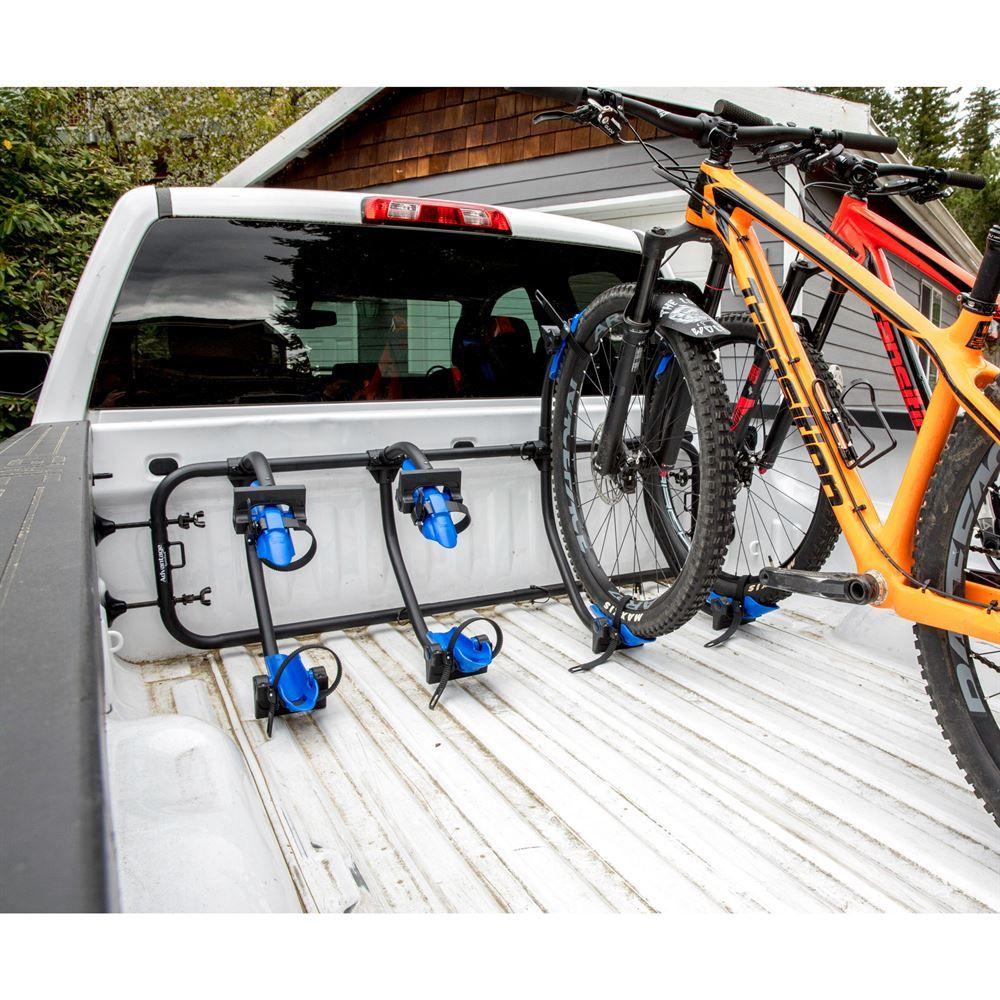 Advantage Sportsrack Bedrack Elite Truck Bed Rack 4 Bike