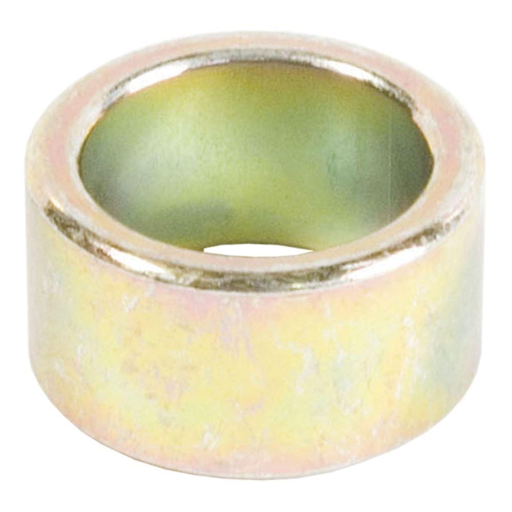 21100 Curt 21100 Reducer Bushing 1 In to 34 In Yellow Zinc Bulk