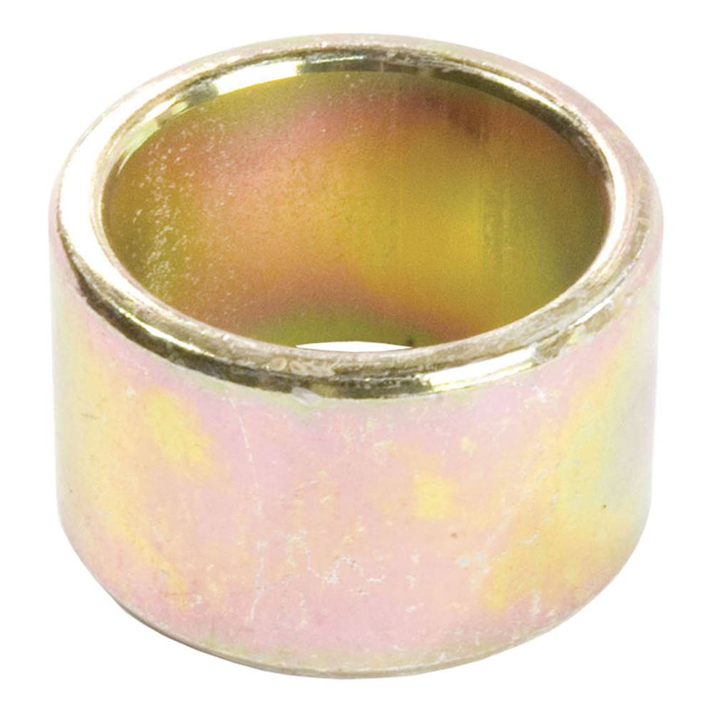 21201 Curt 21201 Reducer Bushing 1 14 In to 1 In Yellow Zinc Packaged