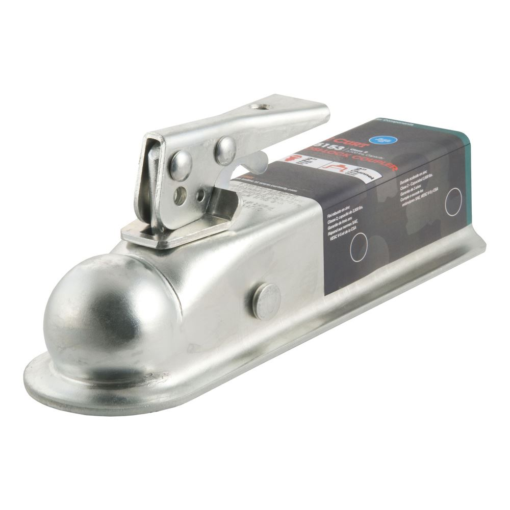 25153 Curt 25153 Posi-Lock Coupler