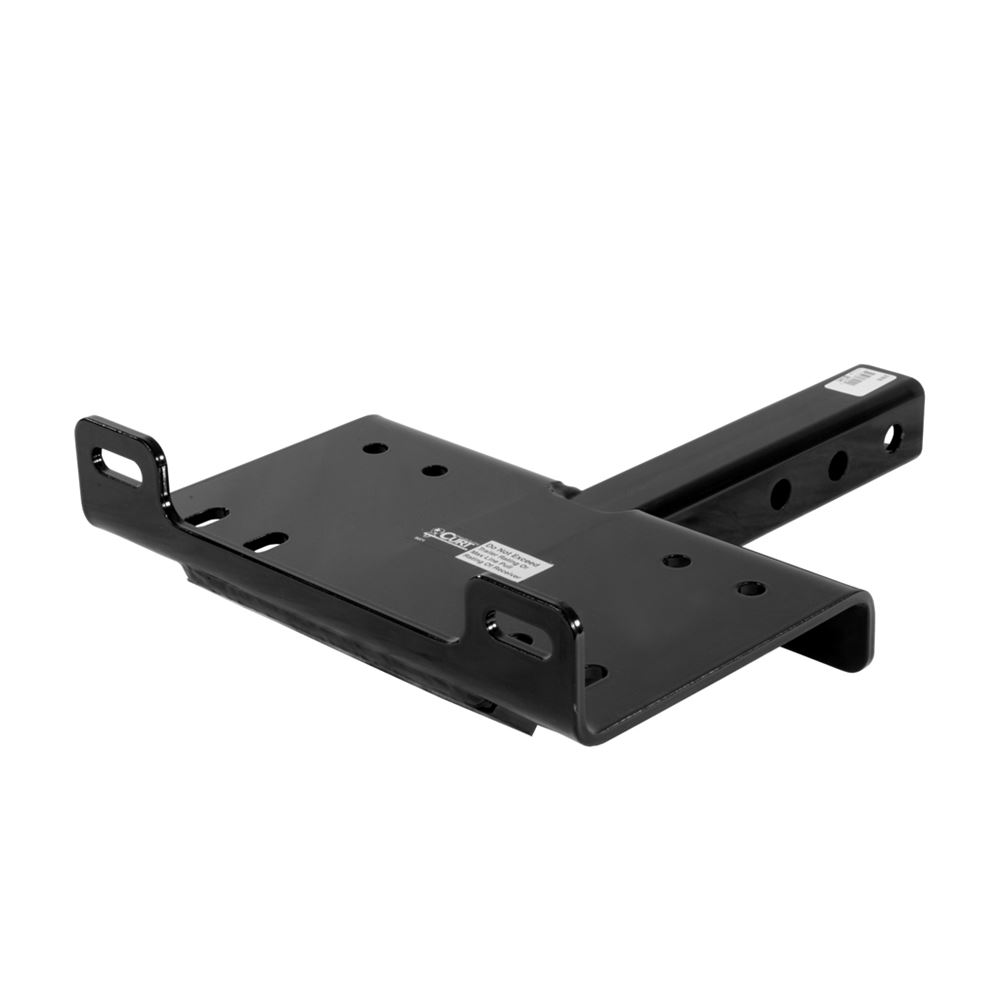 31010 Curt 31010 Winch Mount Plate
