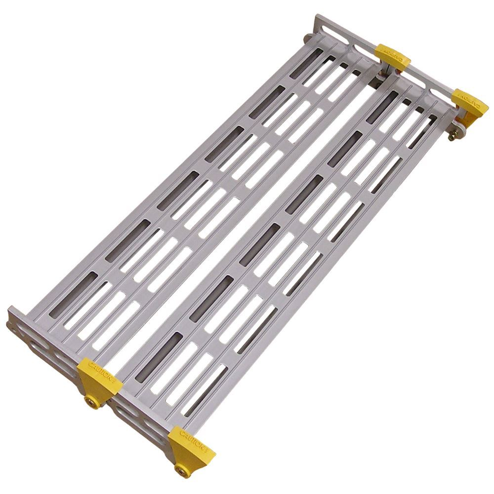 31302 Roll-A-Ramp Aluminum 1 Extension Link for 30 W Ramp