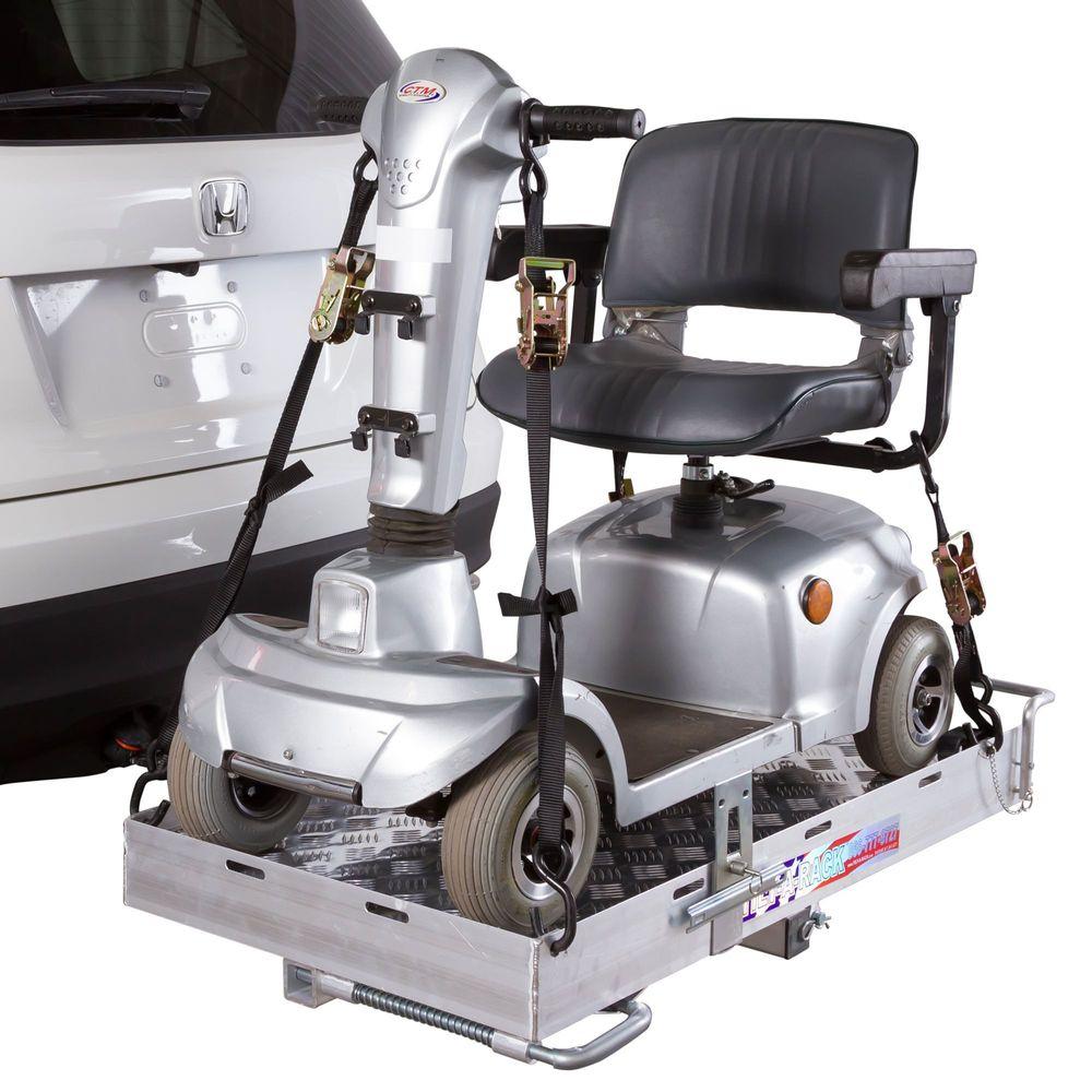 Tilt A Rack Mini Scooter Amp Wheelchair Carrier 350 Lb