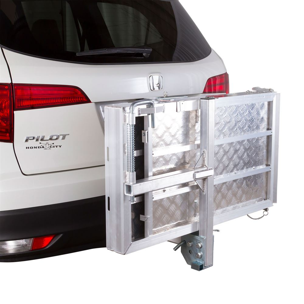 "Class Iv Hitch >> 44"" Aluminum Mobility Scooter Carrier 