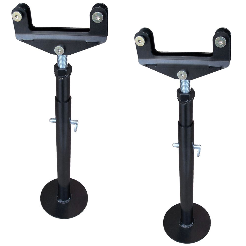 3612-L Long Roll-A-Ramp Support Stand