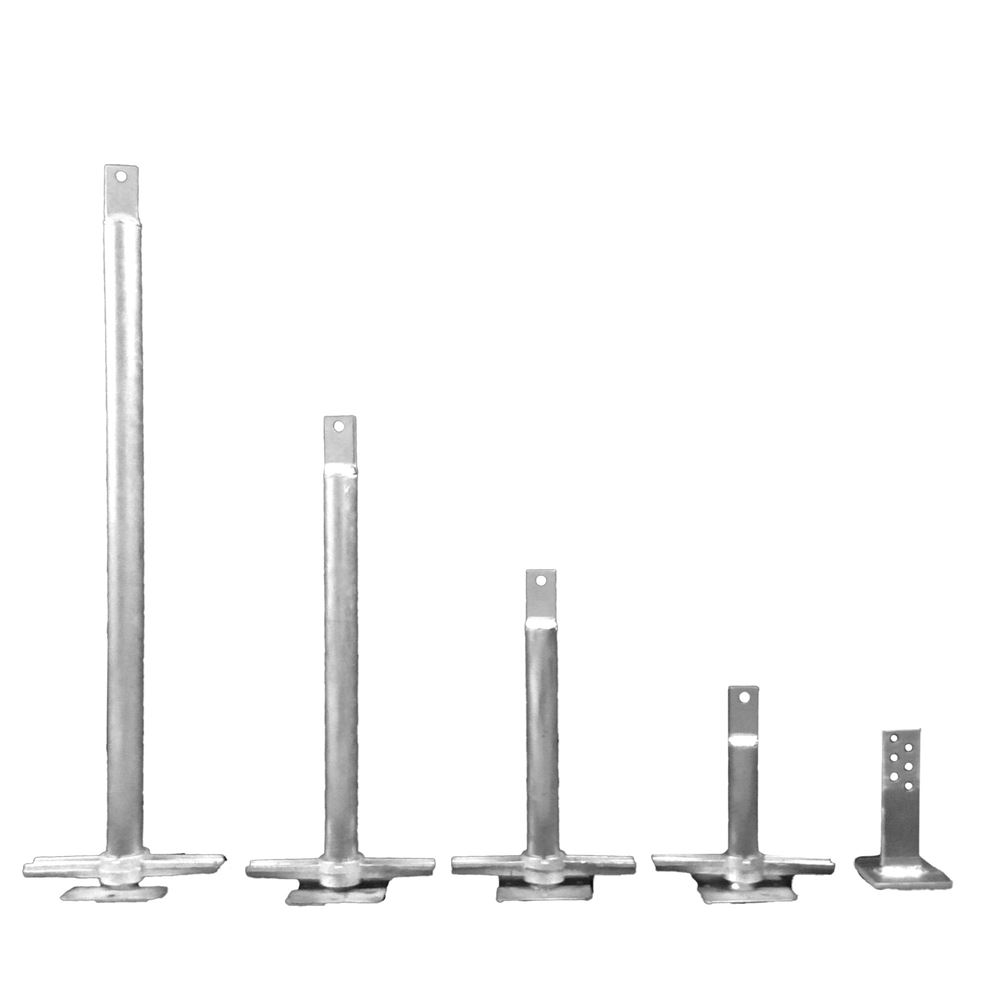 3612-Stand Roll-A-Ramp Support Stands