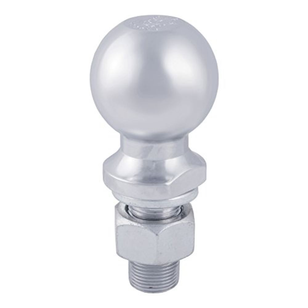 40067 Curt 40067 2-516 In Diameter Chrome Trailer Ball Packaged
