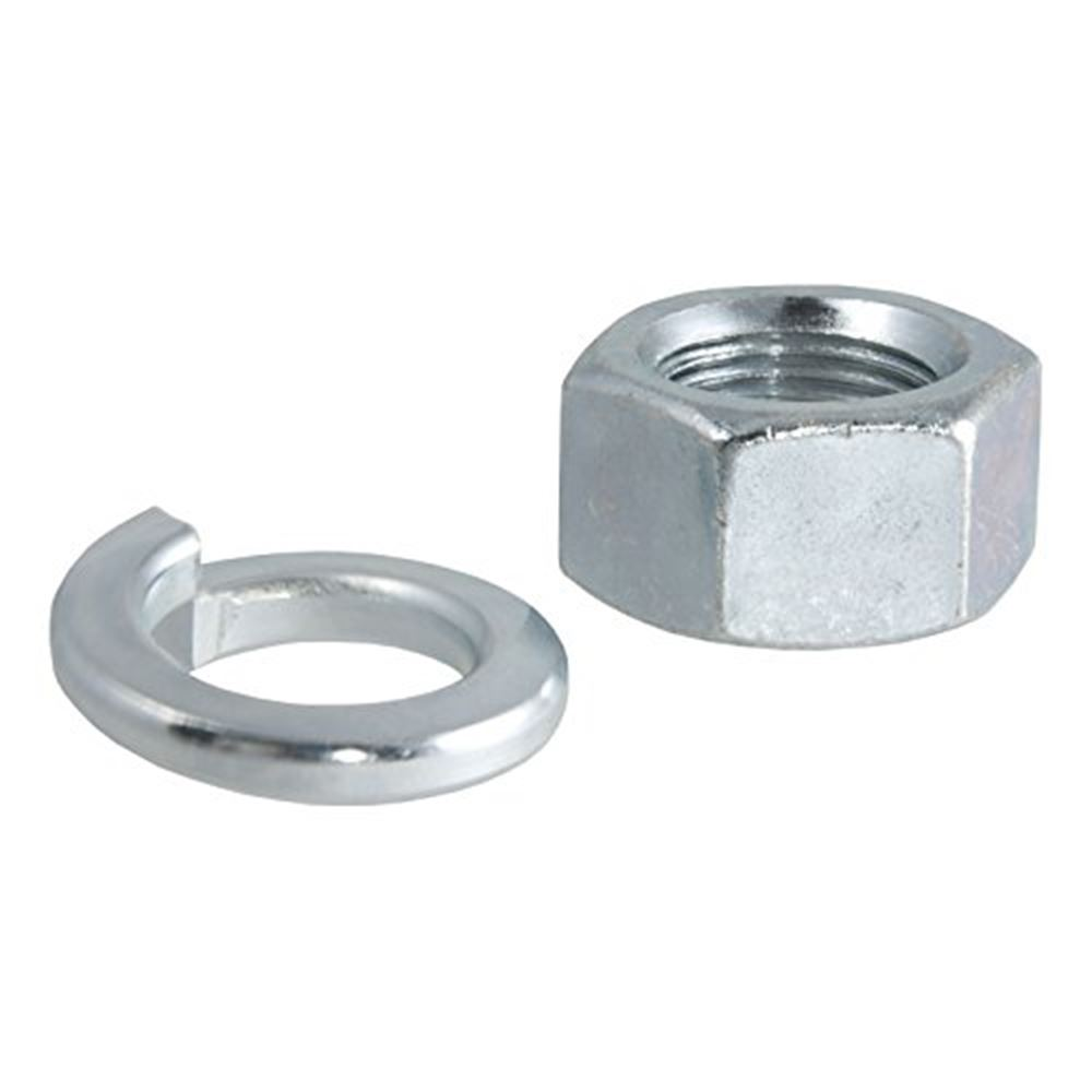 40103 Curt 40103 34 In Replacement Nut and Lock Washer Packaged