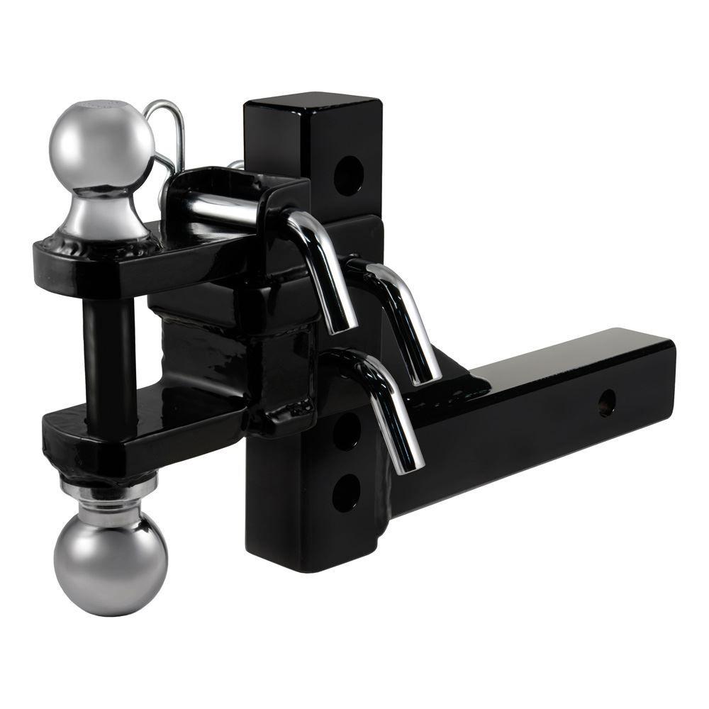 45049 Curt 45049 Adjustable Multi-Purpose Ball and Shank
