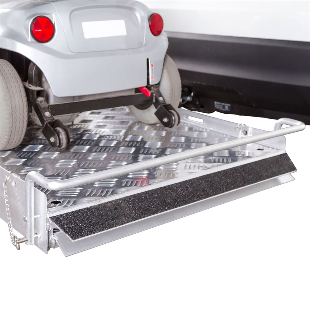 Cover For Wheel Chair Car Rack
