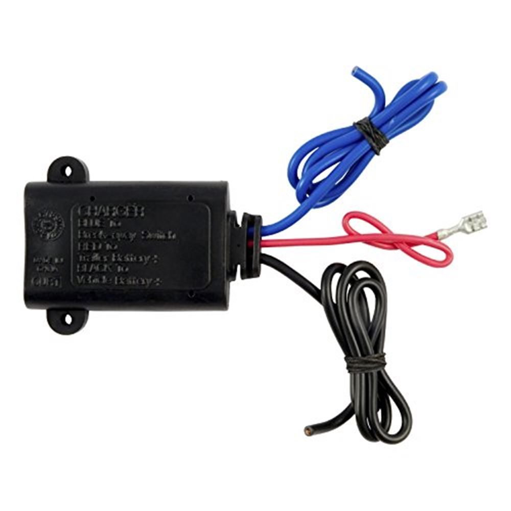 52025 Curt 52025 12V Battery Charger