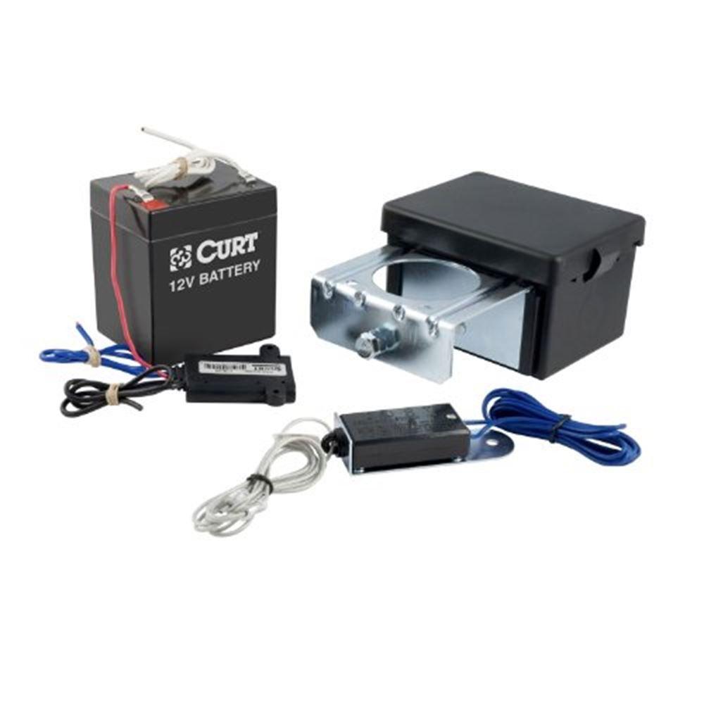 52028 Curt 52028 Softtrac II Breakaway System