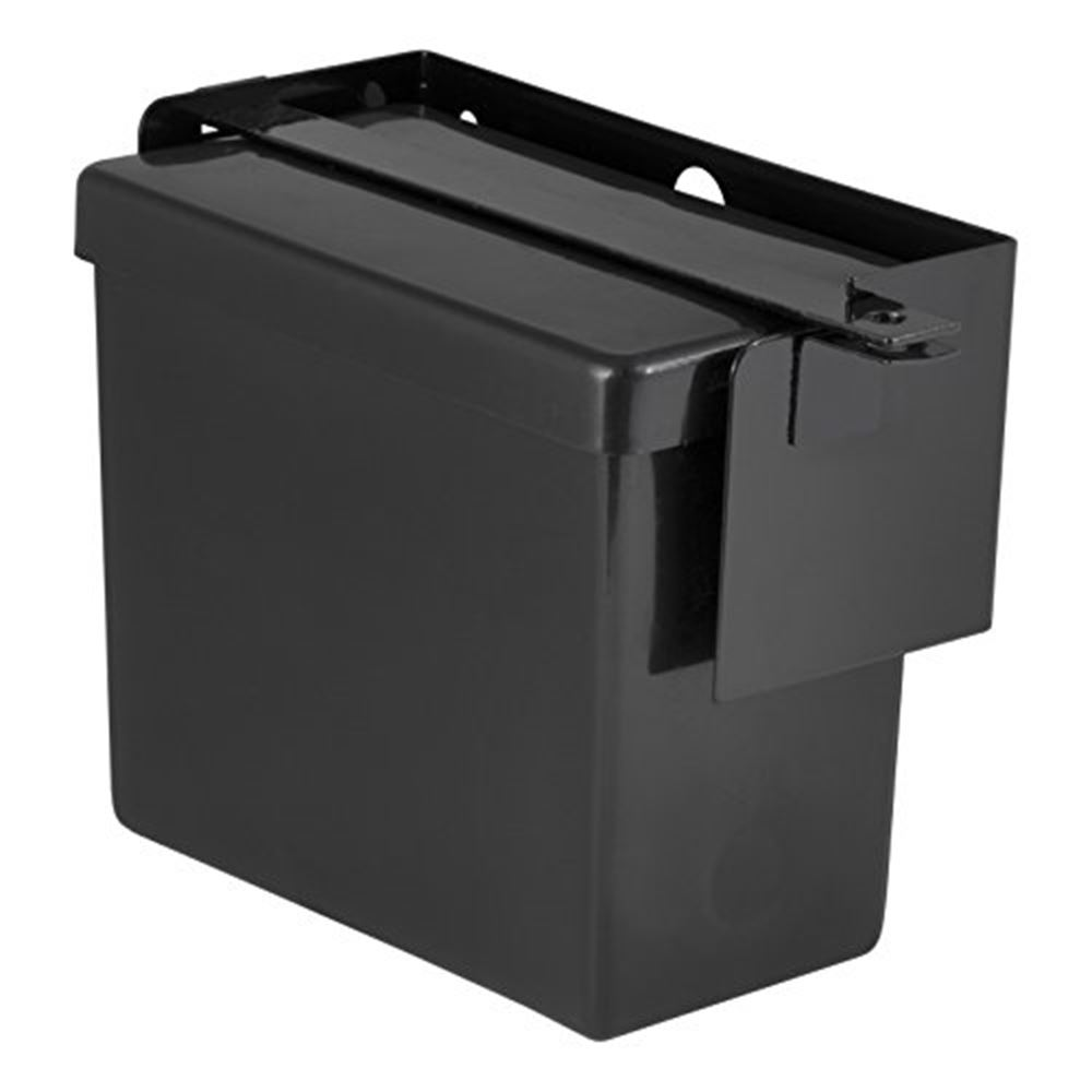 52090 Curt 52090 Lockable Battery Box With Steel MountSteel Lock Bar