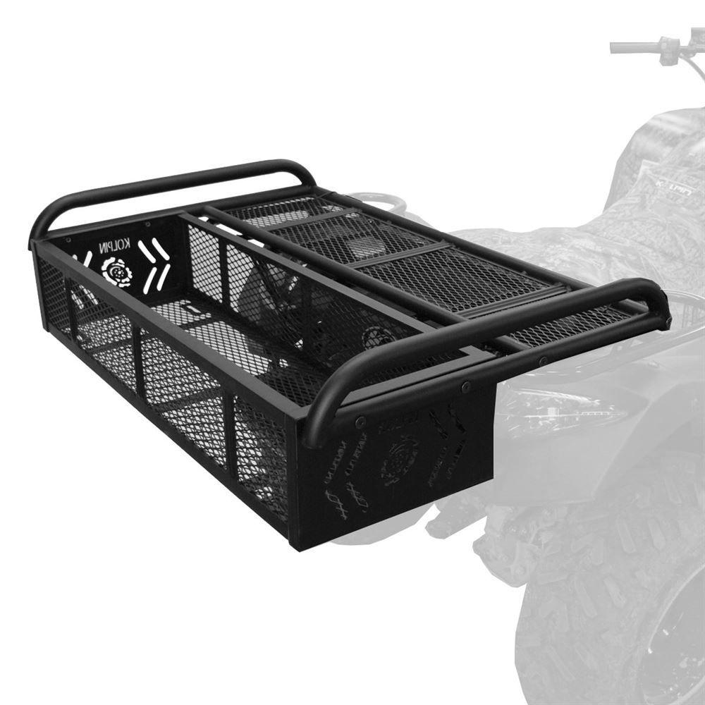 lbs carrier system lb rack widow black capacity atv pin