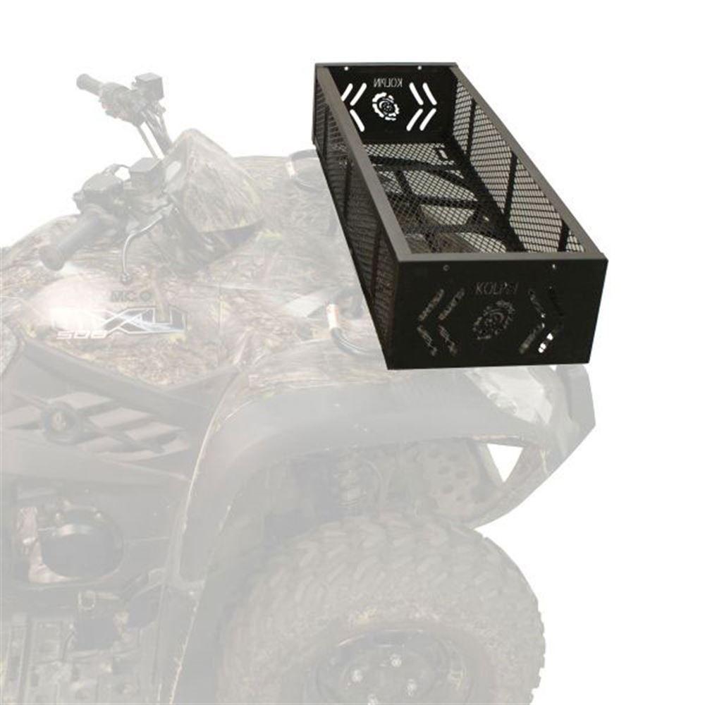 53360 Kolpin Steel Mesh ATV Rack Basket