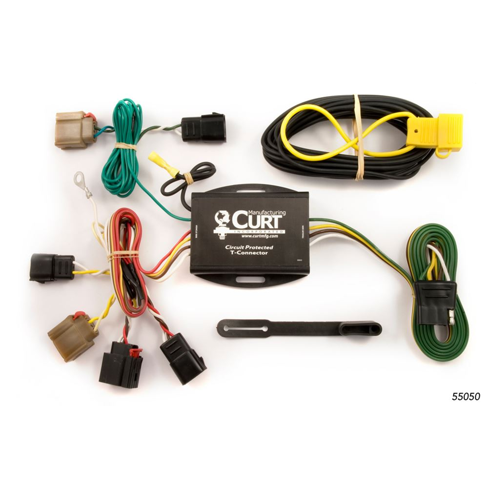 55050 Curt 55050 T-Connector