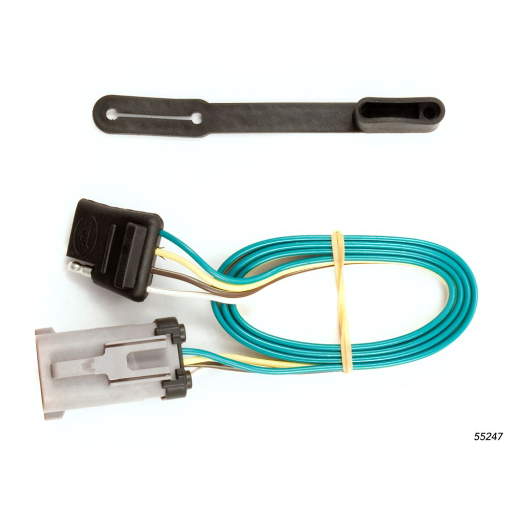 55247 Curt 55247 T-Connector