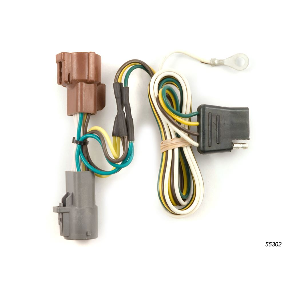 55302 Curt 55302 T-Connector