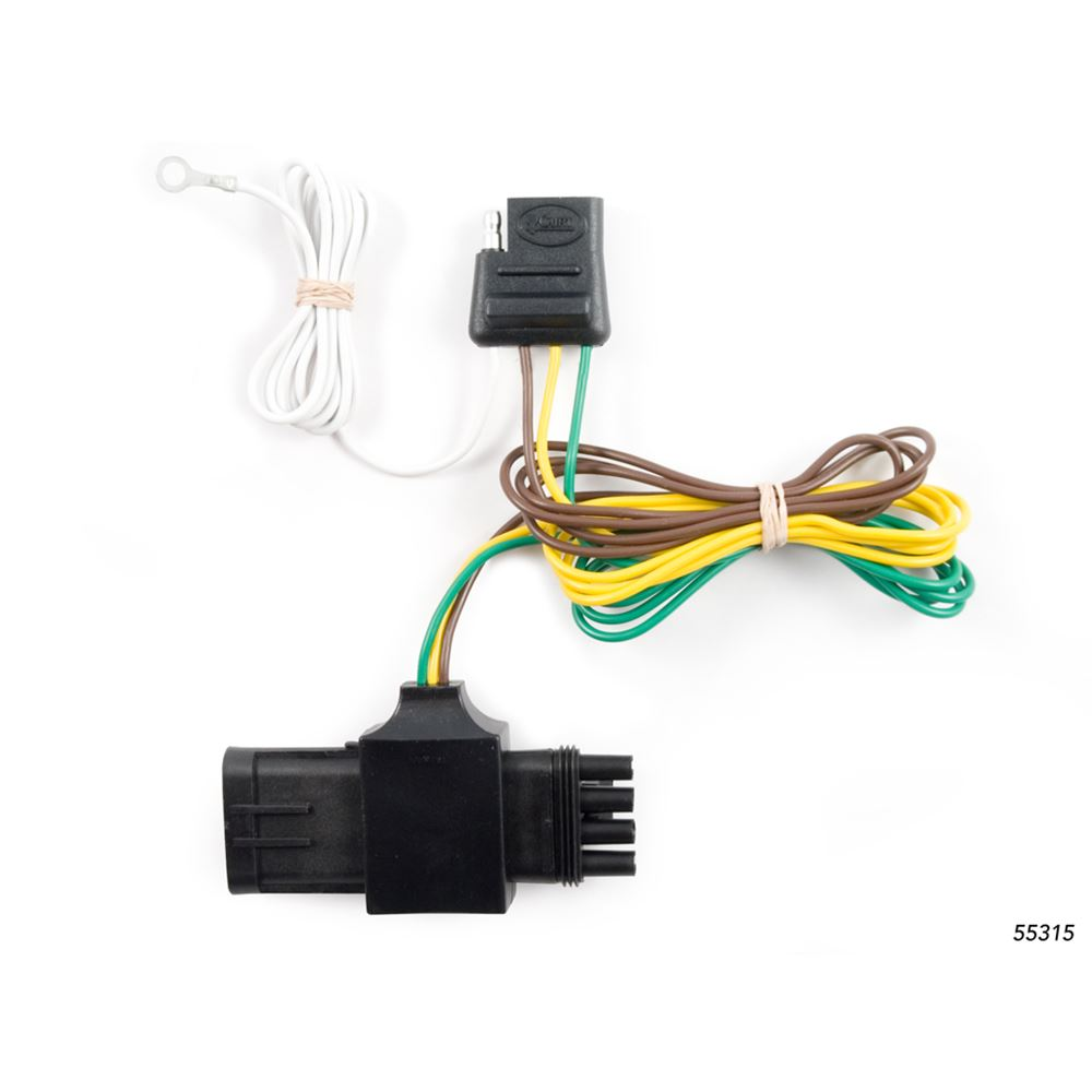 55315 Curt 55315 T-Connector