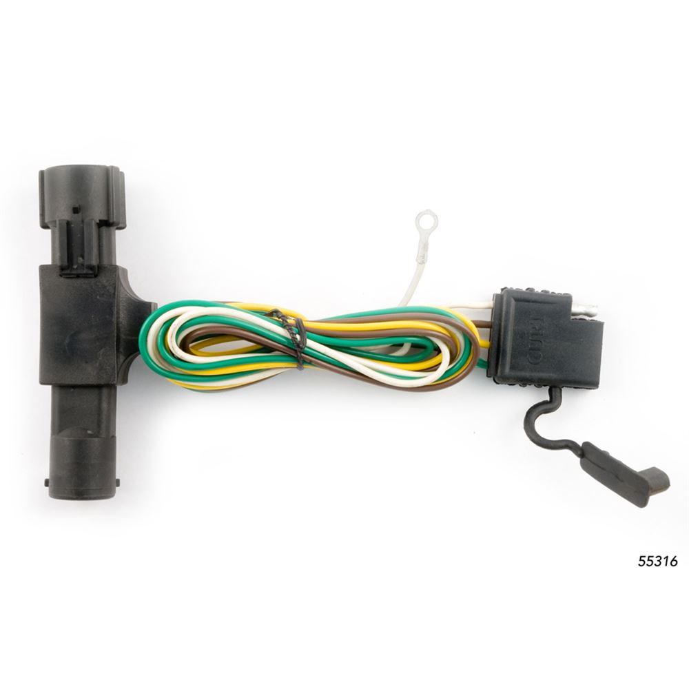 55316 Curt 55316 T-Connector