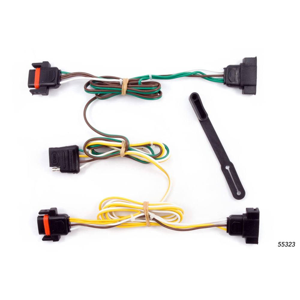 55323 Curt 55323 T-Connector