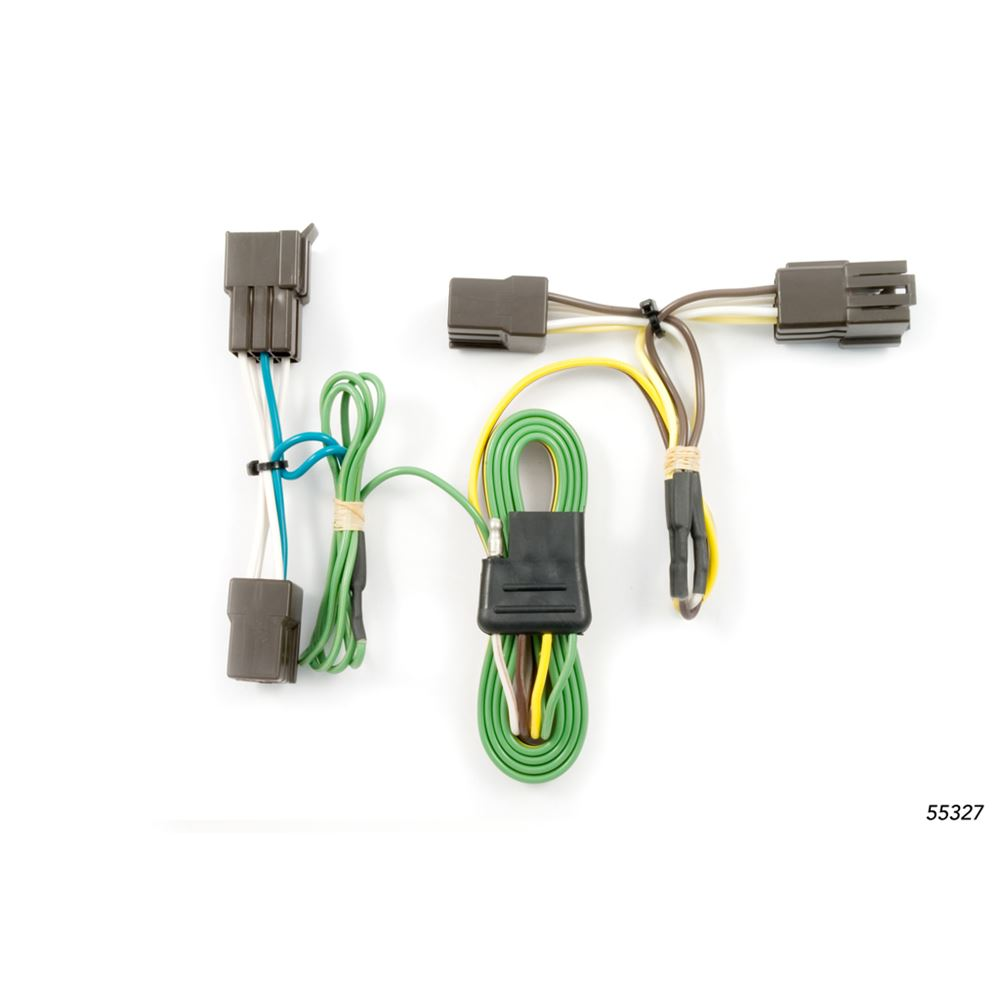 55327 Curt 55327 T-Connector