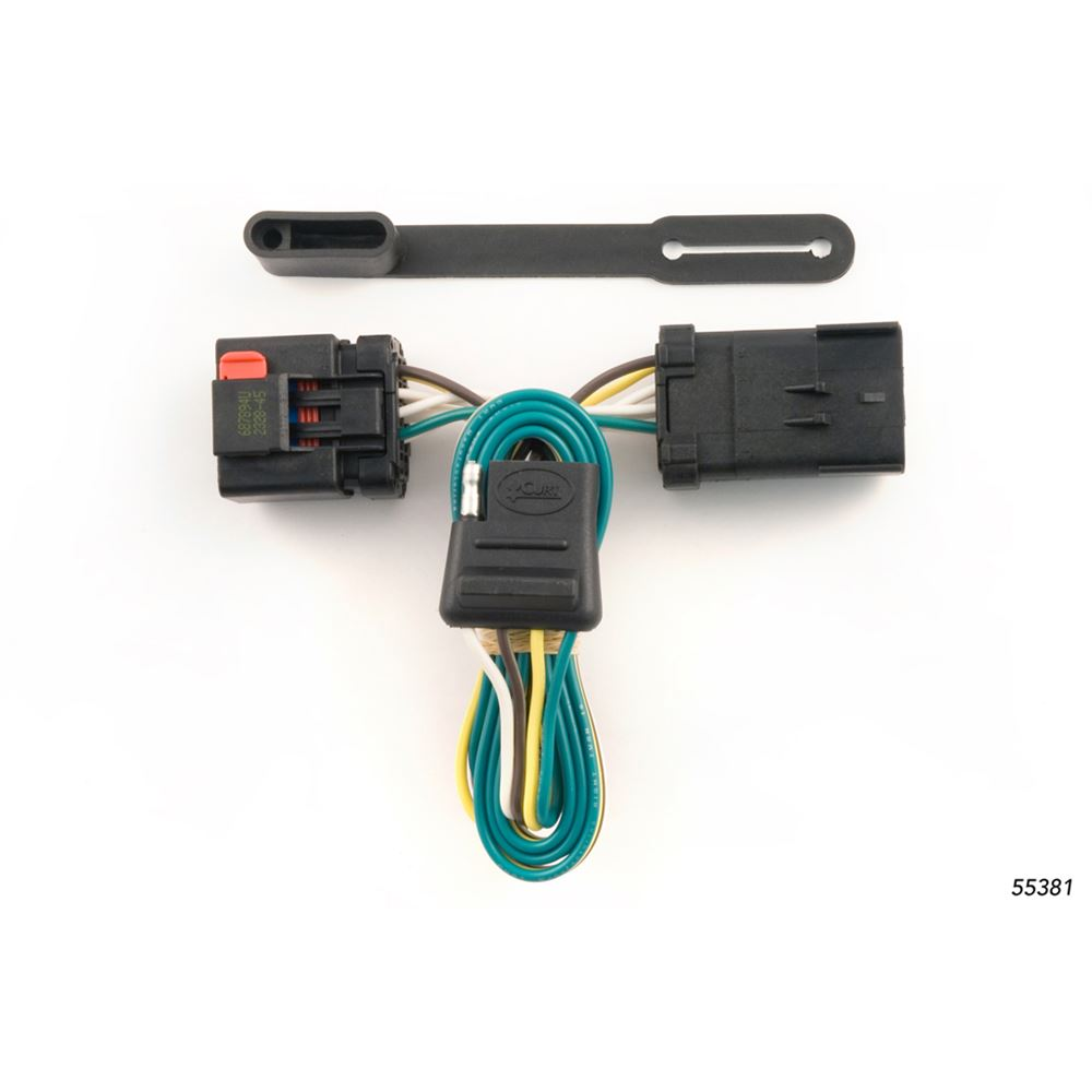 55381 Curt 55381 T-Connector