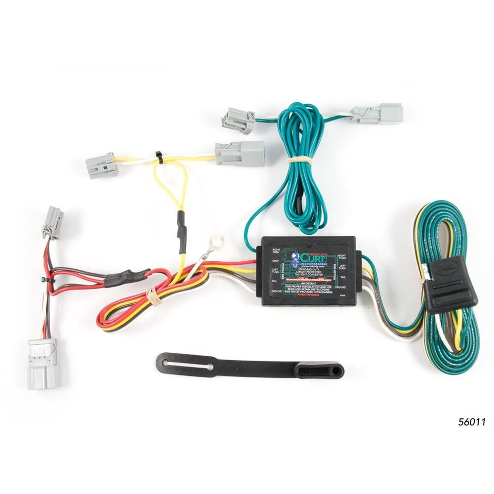 Superb Curt Wiring Harness Basic Electronics Wiring Diagram Wiring 101 Tzicihahutechinfo