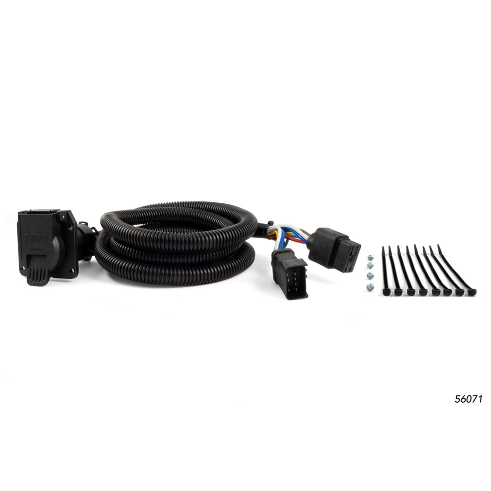 curt 56071 fifth wheel wiring harness discount ramps air compressor wiring harness 56071 curt 56071 fifth wheel wiring harness
