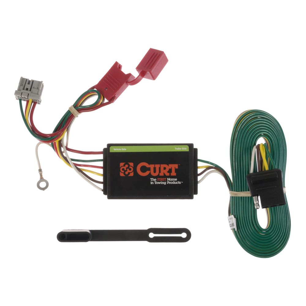 56161 Curt 56161 Wiring T-Connector