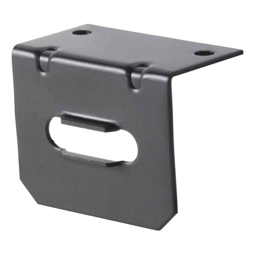 curt 58301 trailer wire connector bracket discount ramps