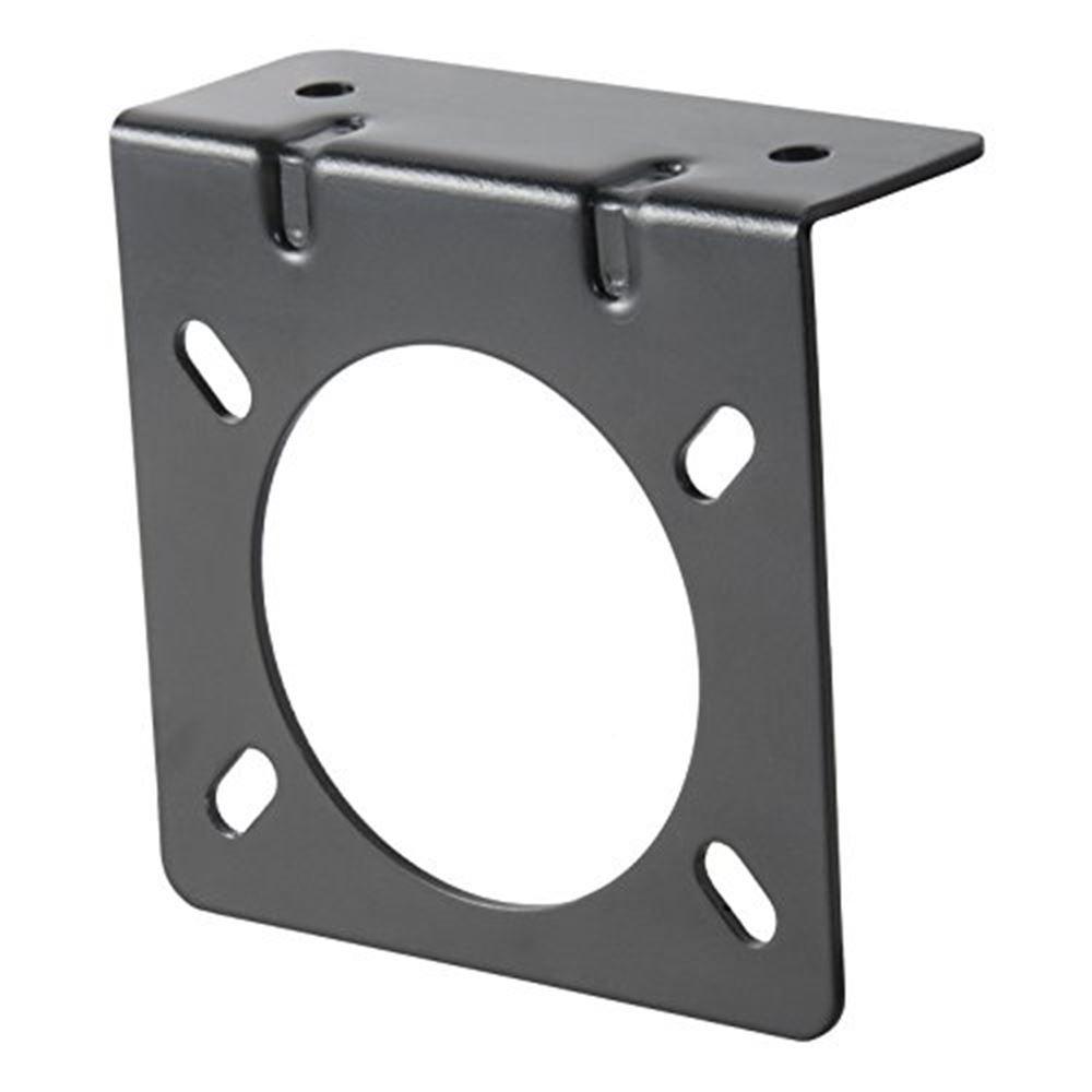 58520 Curt 58520 Bracket For 7-Way Connectors