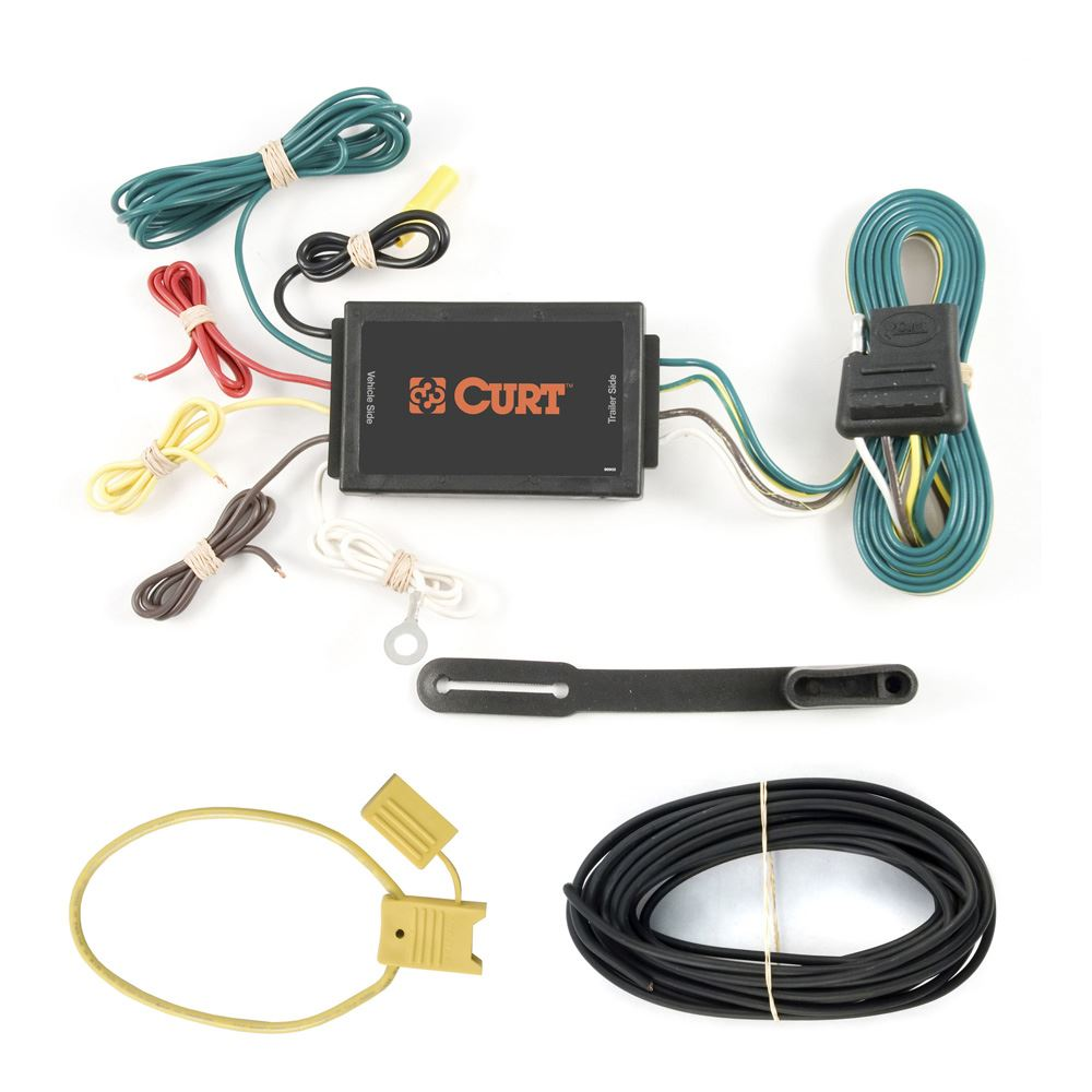 59187 Curt 59187 Converter and Wiring Kit