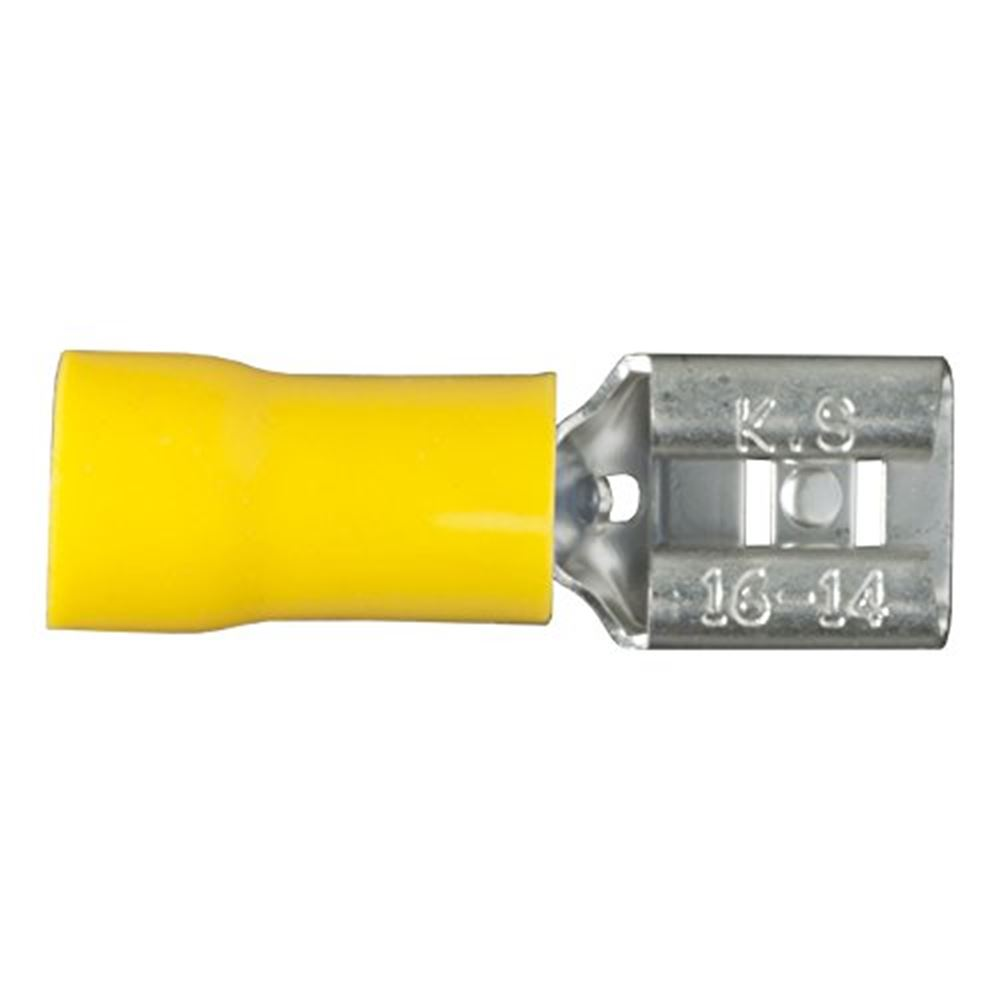 59593 Curt 59593 40887 G Female Quick Connector - 100 Per Bag