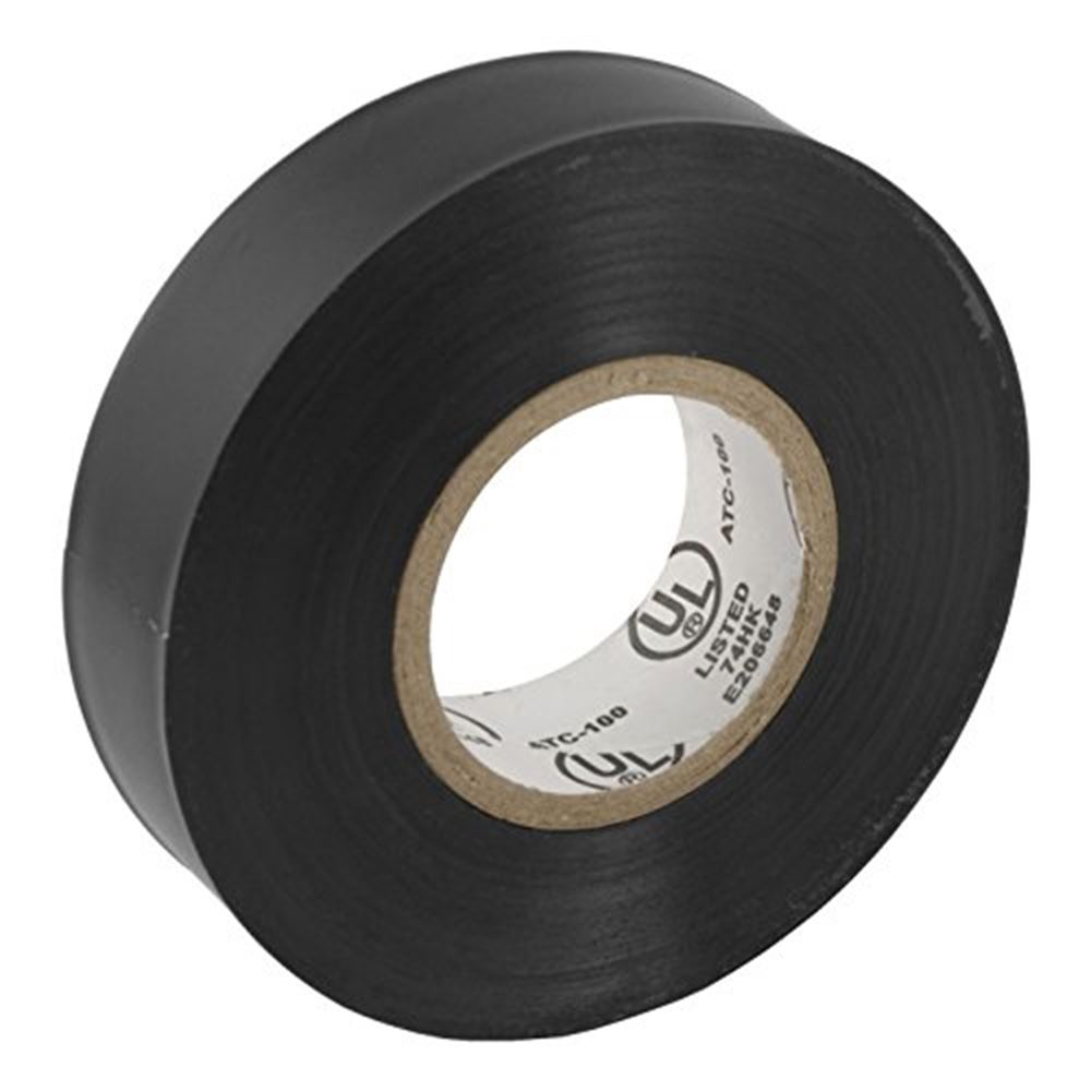 59740 Curt 59740 34 In x 60 Ft 10 Pack Electrical Tape