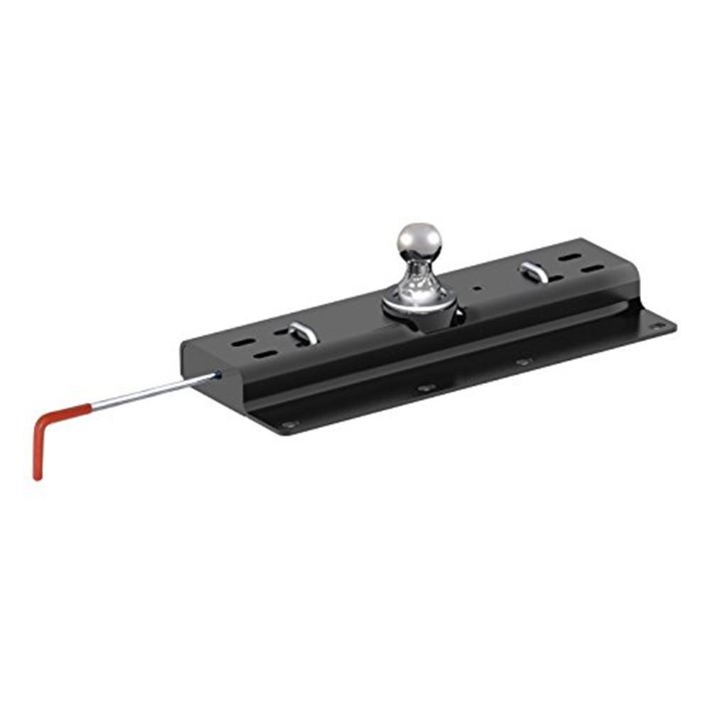 60615 Curt 60615 Removable Ball Gooseneck Hitch