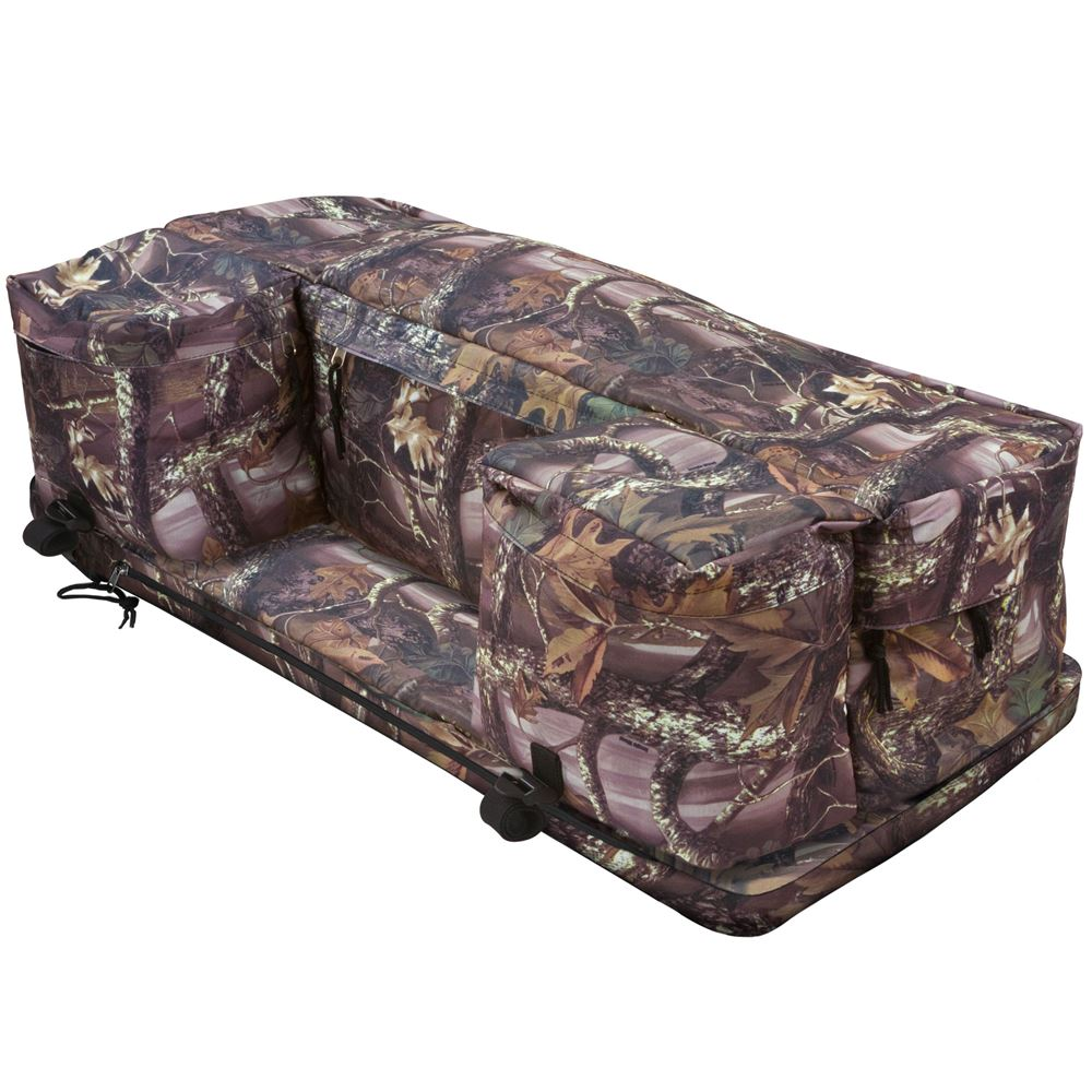 62202 Oak Camouflage ATV Rack Pack Utility Pack with Cushion