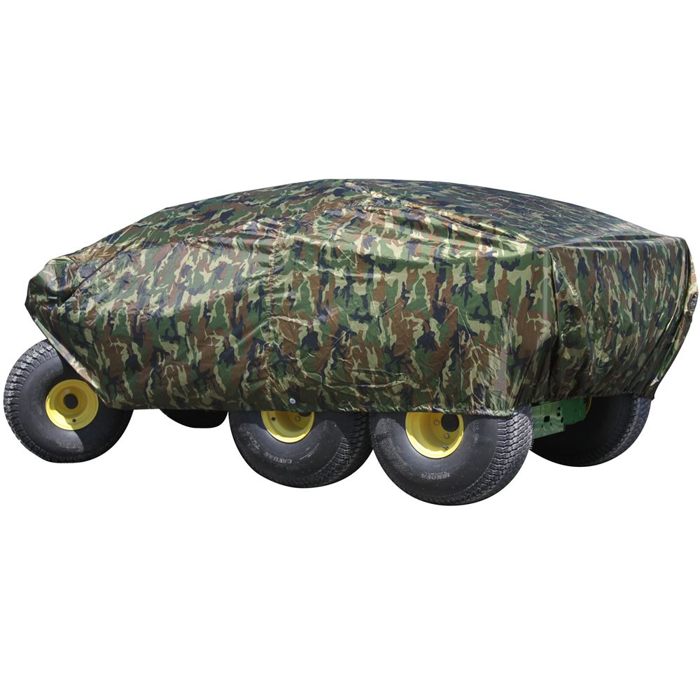 62442 Camouflage Gator Storage Dust Cover