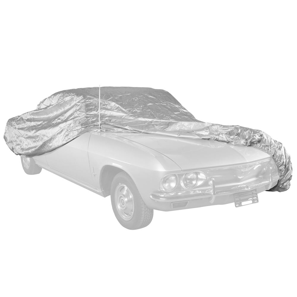 65053 143 to 168 Universal Fit 210D Car Cover