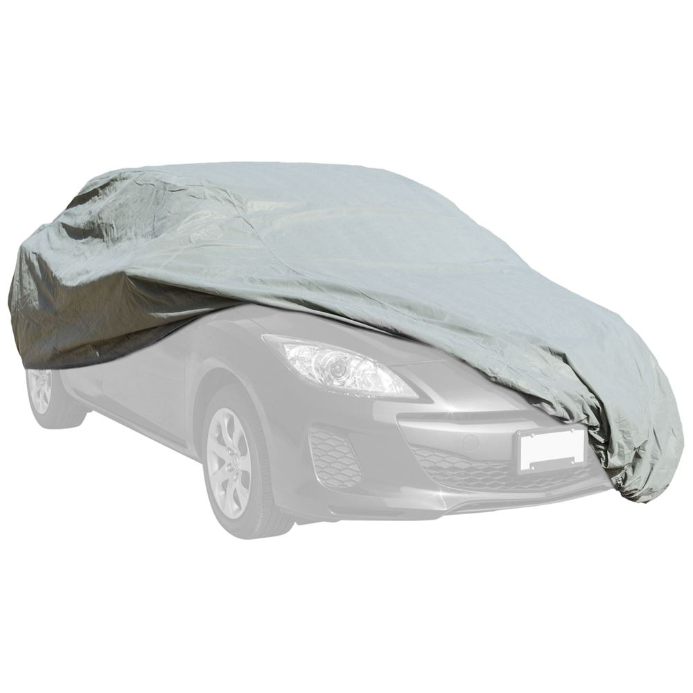 65082 142 Universal Fit Car Cover