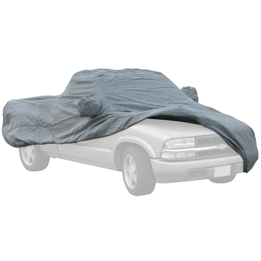 65184 157 to 17 Mid-Size Short Bed Pickup Truck Cover