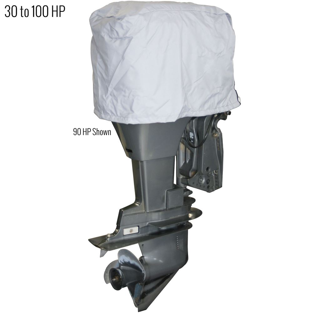 66043 30-100 HP Outboard Cover