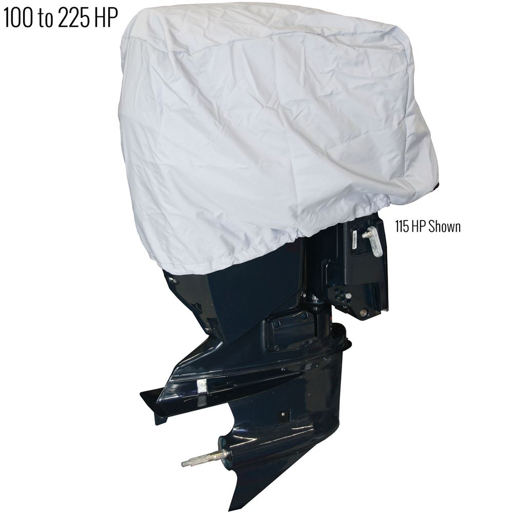 66044 100-225 HP Outboard Motor Cover