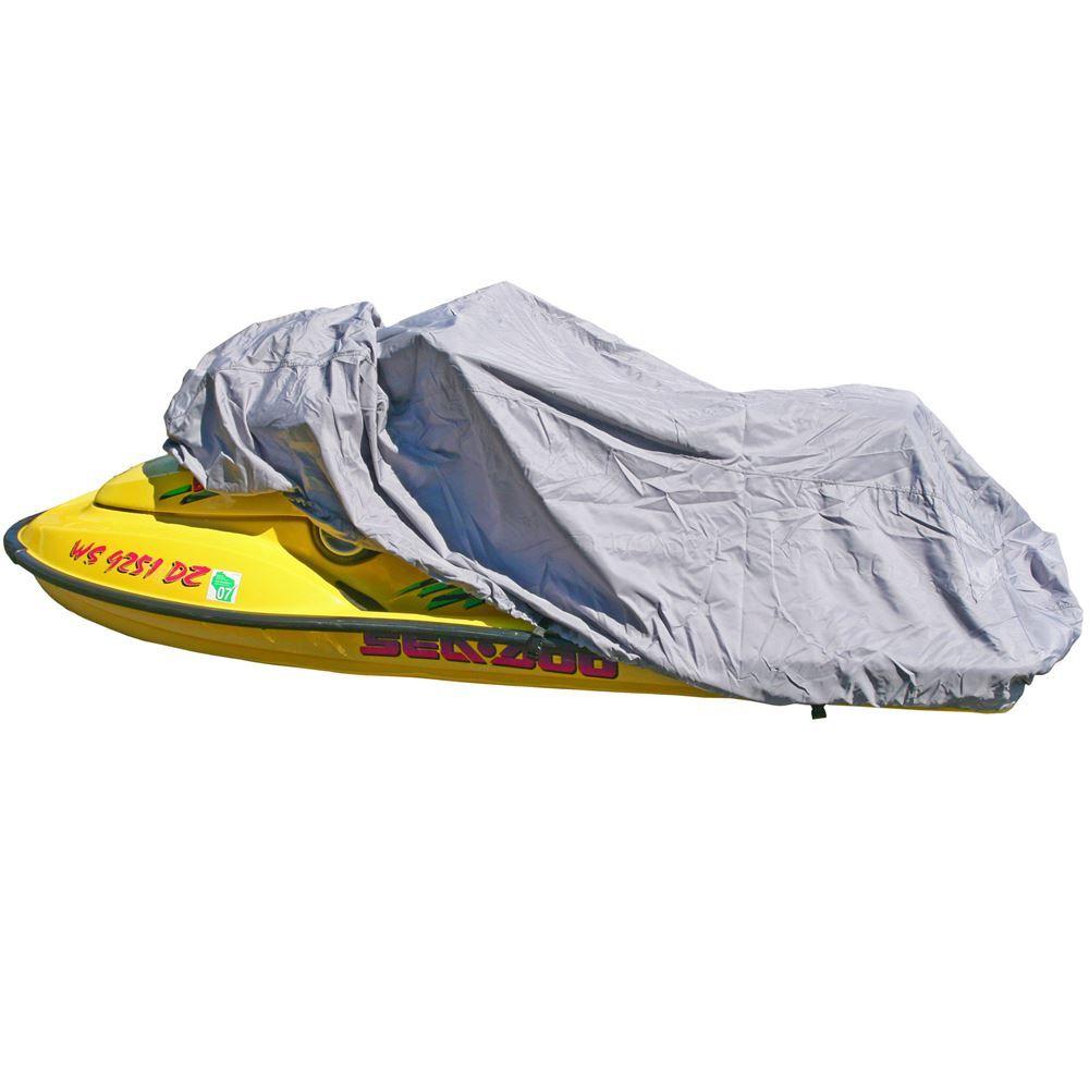 67132 106 to 115 Deluxe Silver 2-Person Jet Ski Cover