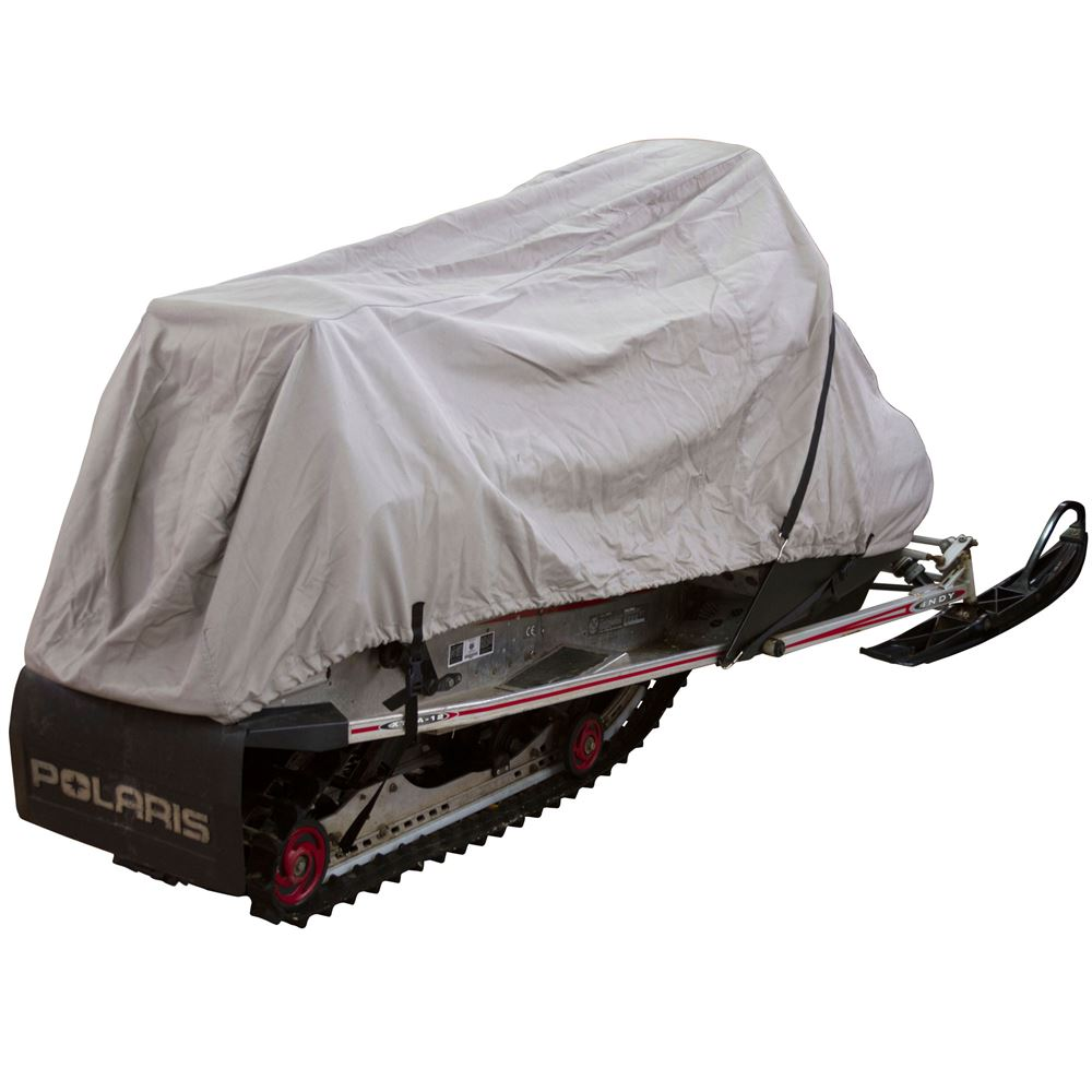 6812-SLED-COVERS Black Ice Deluxe Universal Snowmobile Covers 4