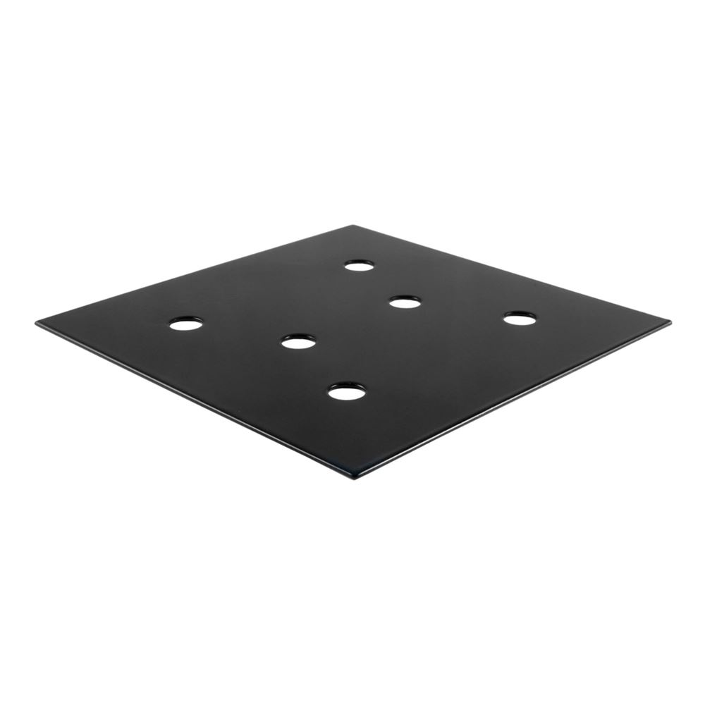 83607 Curt 83607 Backing Plate For J-600 And J-704