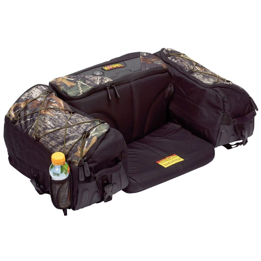91150 Mossy Oak Breakup Kolpin Matrix ATV Seat Bag