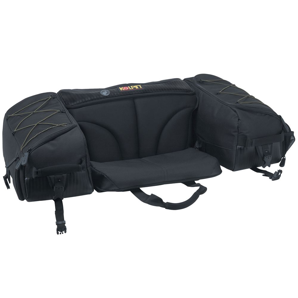 91155 Black Kolpin Matrix ATV Seat Bag
